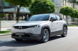 Darum heißt der Elektro-Mazda MX-30