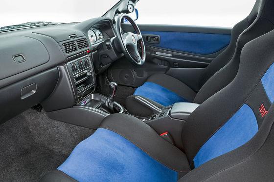Seltener Subaru Impreza 22B zu verkaufen