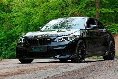 BMW M2 Competition von Manhart