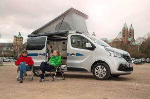 Ahorn Van City: Wohnmobil-Test