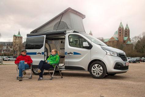 Ahorn wohnmobile 2020