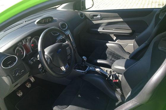 Focus RS mit 507 PS zu verkaufen