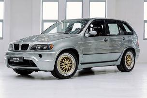 BMW X5 Le Mans: Leistung