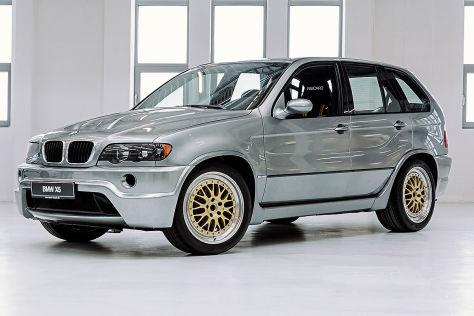 Klassiker des Tages: BMW X5 Le Mans