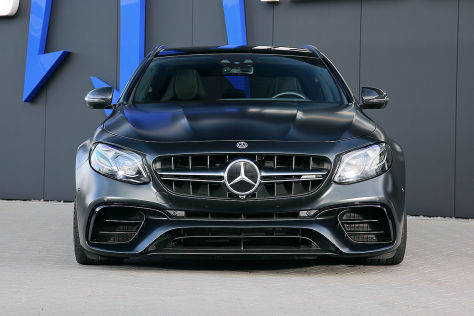 Mercedes-AMG E 63 S 4Matic+ Tuning: Posaidon RS 830