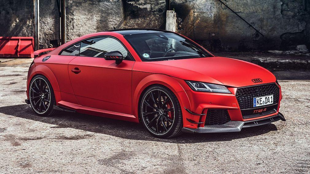 Audi TT RS 8S - autobild.de