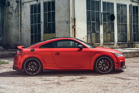 Audi TT RS Tuning: Abt Sportsline