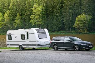 Wohnwagen-Versicherung