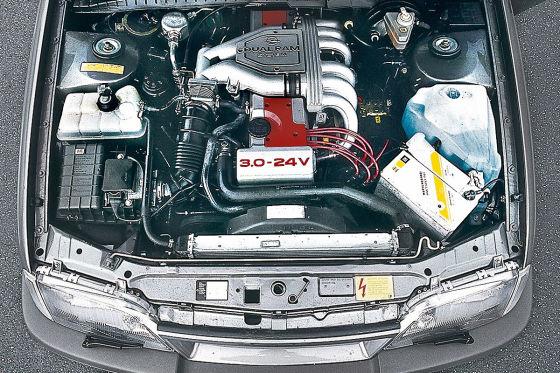 Opel Omega 3000 24V: Klassiker des Tages