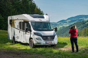 Carado T 338: Wohnmobil-Test