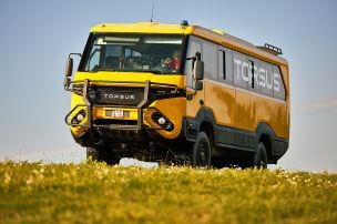 Offroad-Campingbus aus Tschechien
