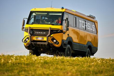 Neuer Offroad-Campingbus aus Tschechien
