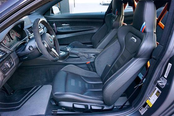 M4 GTS mit 500 PS zu verkaufen