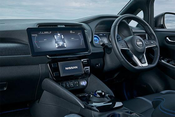 Nissan testet Leaf mit 309 PS