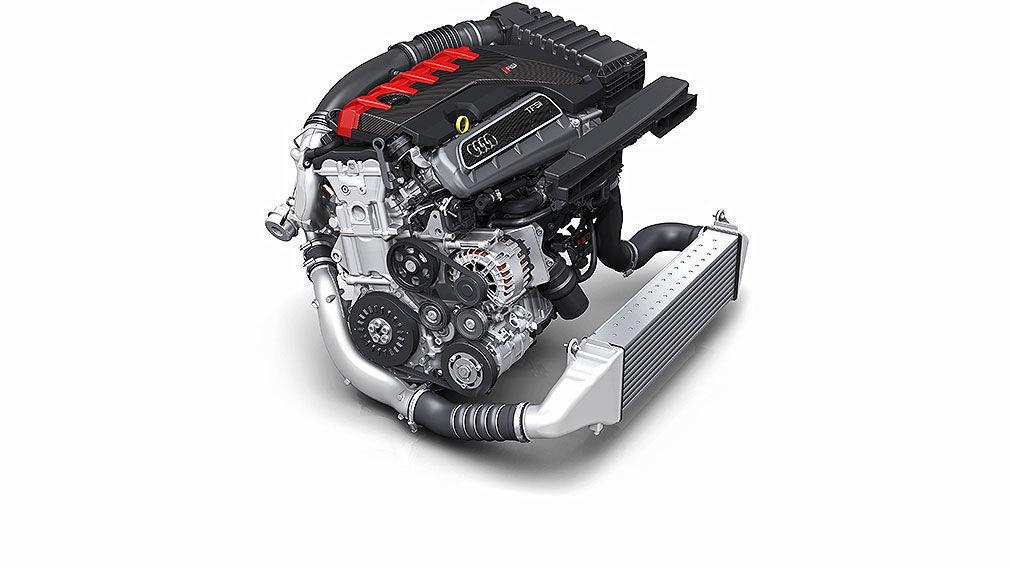 Audi Fünzylinder EA 855 Evo (2019): Technik, RS 3, TT RS, RS Q3