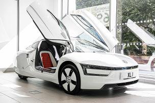 Seltener Zukunfts-VW im Neuzustand