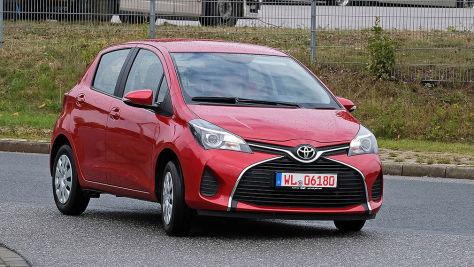 Toyota Yaris: Gebrauchtwagen-Test