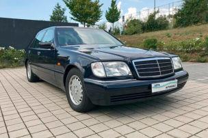 Mercedes S 500 mit 12.000 Kilometern
