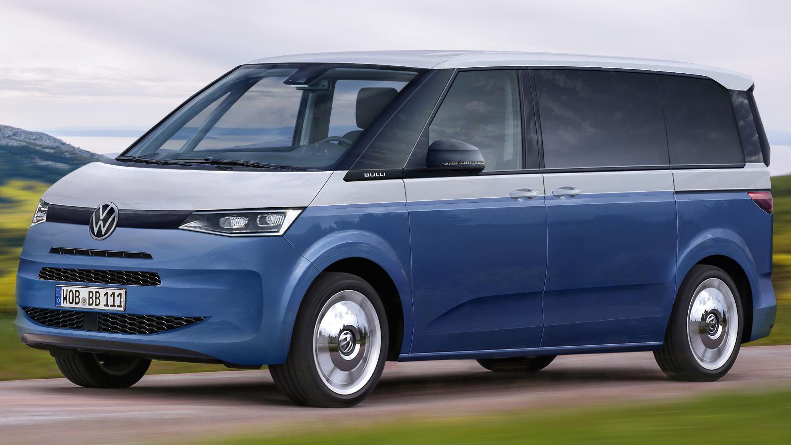 VW T7 (2021): Neuvorstellung - Bulli - Infos - AUTO BILD