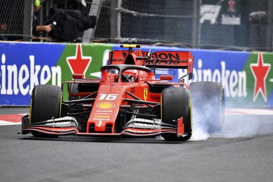 Ferrari hat vier Baustellen