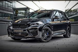 Seltenes BMW M SUV mit 630 PS