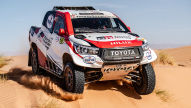 Dakar: Alonso-Start fix