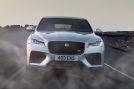 Jaguar F-Pace SVR  !! Sperrfrist 28. März 2018 01:01 Uhr !!