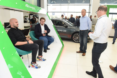 Skoda: Neue Start-up-Ideen