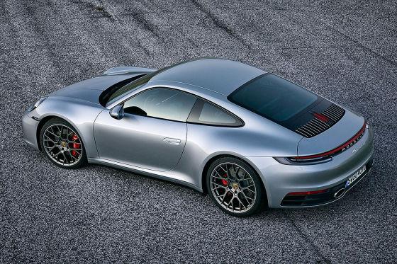 Porsche 911 endlich mit Handschaltung