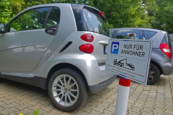 Kostet Anwohnerparken bald 200 Euro?