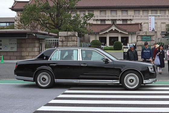 Fahren wie der Kaiser