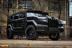 Super-SUV für Hollywood