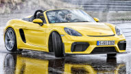 Porsche 718 Spyder: Test, Motor, Preis