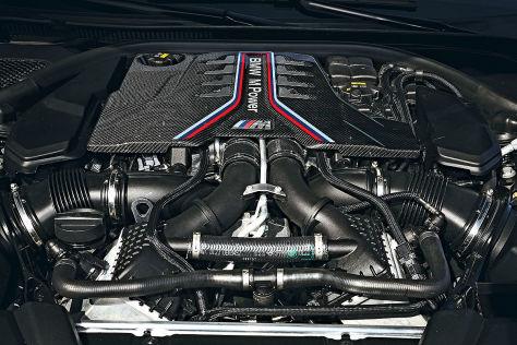 BMW M S63 V8: M-GmbH, Motor, M5, X5 M, X6 M