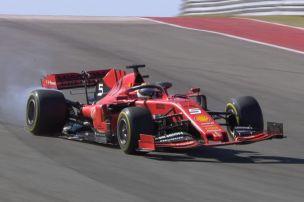 Darum brach Vettels Aufhängung