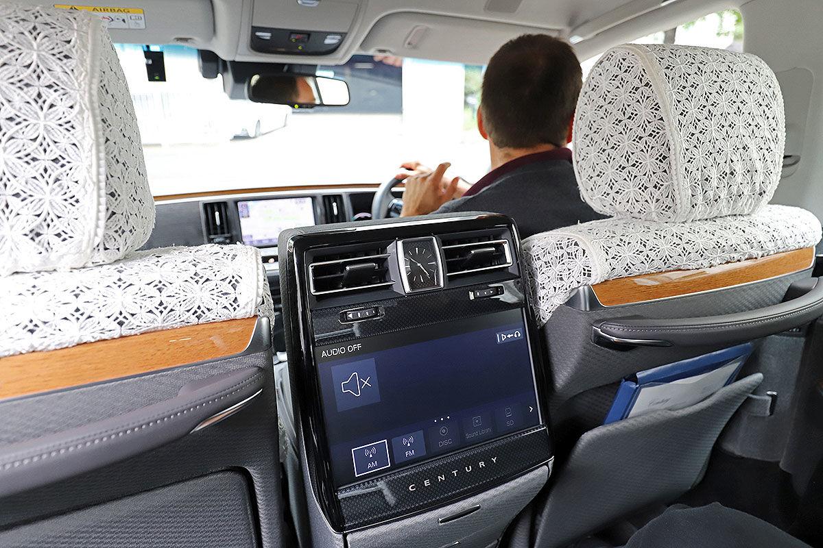 Toyota Century (2019): Erste Fahrt