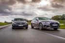 Audi A4 Avant Mercedes C-Klasse T