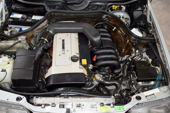 Seltener AMG-Mercedes zu verkaufen