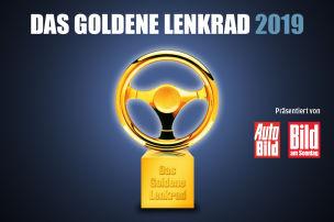 Das Goldene Lenkrad 2019