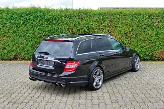 550-PS-AMG für unter 21.000 Euro