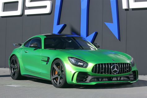 Mercedes-AMG GT R Tuning: Posaidon RS 830+