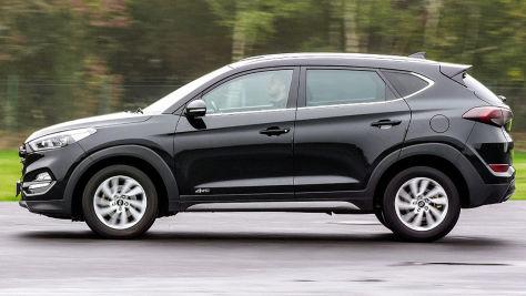 Hyundai Tucson: Gebrauchtwagen-Test