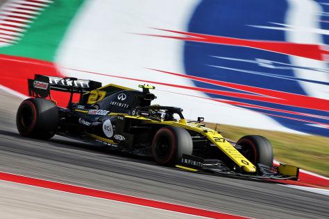 Formel 1: Gerüchte um Renault