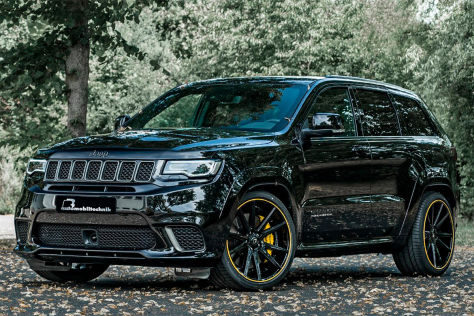 Jeep Grand Cherokee Trackhawk Tuning: B&B Leistungs-Plus
