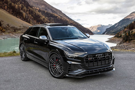 Audi SQ8 Tuning: Abt Sportsline Leistung-Upgrade