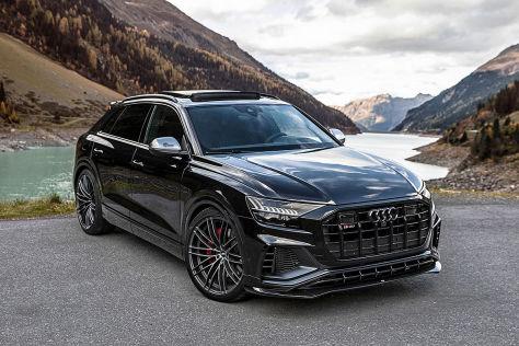 Audi SQ8 Tuning: Abt Sportsline Leistung-Upgrade
