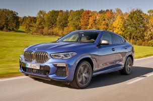 BMW X6 M50i im Test