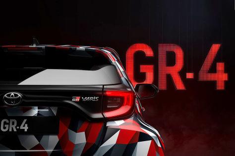 Toyota Yaris GR Prototyp (2020): Rallye, Hot Hatch, Allrad