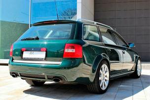 Gepflegter Audi RS 6 aus erster Hand