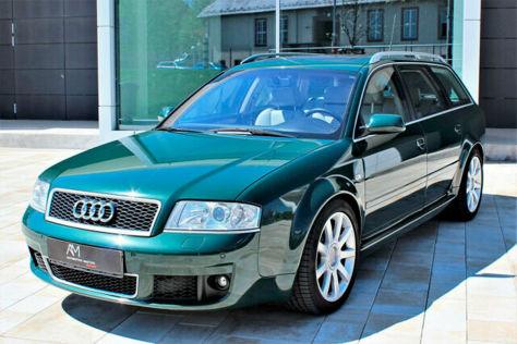 Audi RS 6 C5 Avant (2003): Kaufen, Probleme, Verbrauch